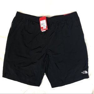 NWT the north face men's pull on adventure shorts